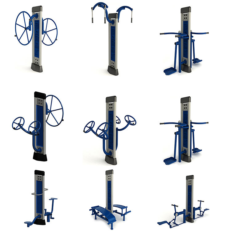Adults Outdoor Street Workout Park Sports Gym Exercise Equipment Outdoor Fitness Equipment