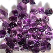 Natural natural gemstone rough amethyst bulk gravel price of amethyst