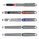Gel Pen Guanghua Rubberized Grey Color 0.5mm Gel Ink Pen Gel Ink Stylus Pen