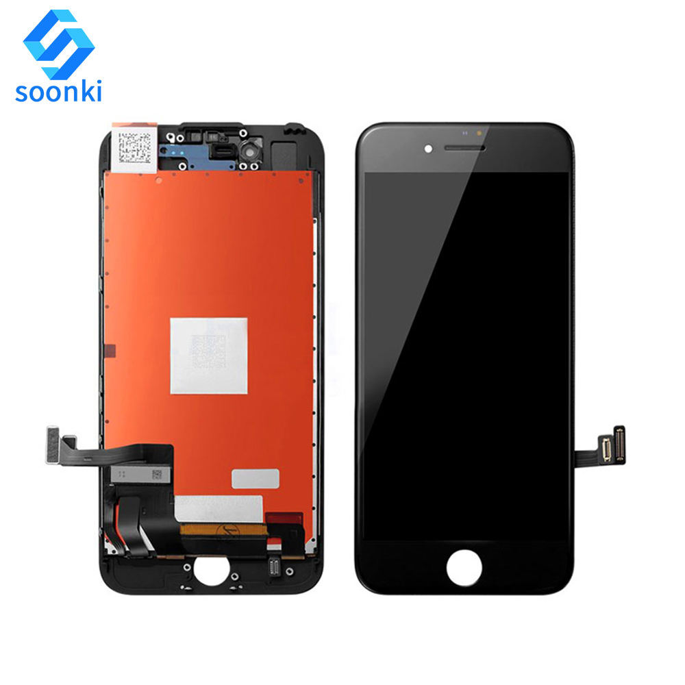 Mobile phone screen replacement for iphone 5 6 6s 7 8,lcd display,mobile phone lcds display for iPhone 5 6 7 8 plus