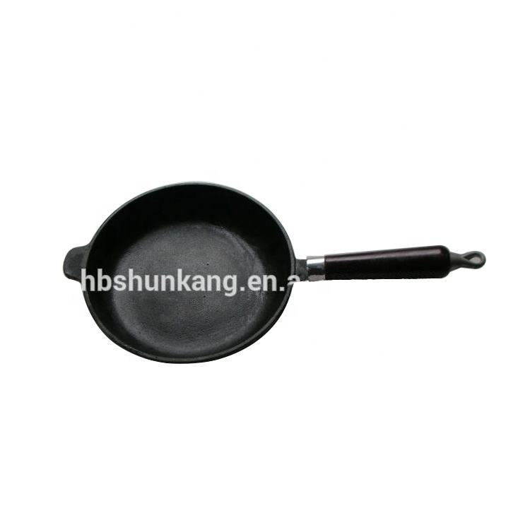 Đúc sắt frying pan