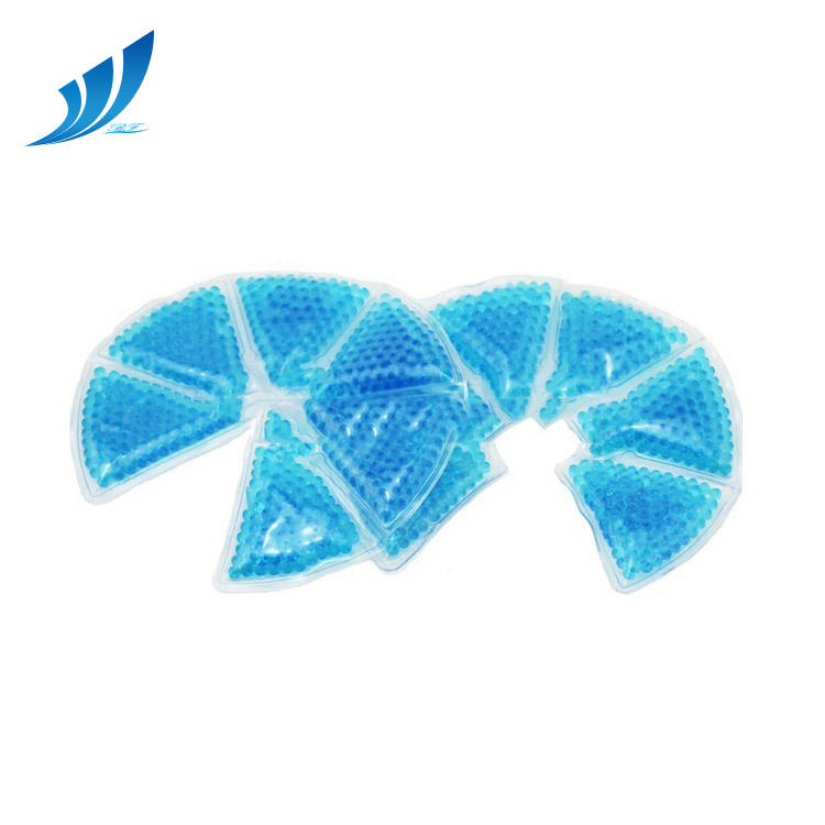 Hot Selling Woman Customized ReusableHigh Quality Gel Ice Cooling Breast Hot and Cold Pack