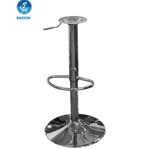 Factory Steel Metal Base Bar Stool Chair Parts Leg