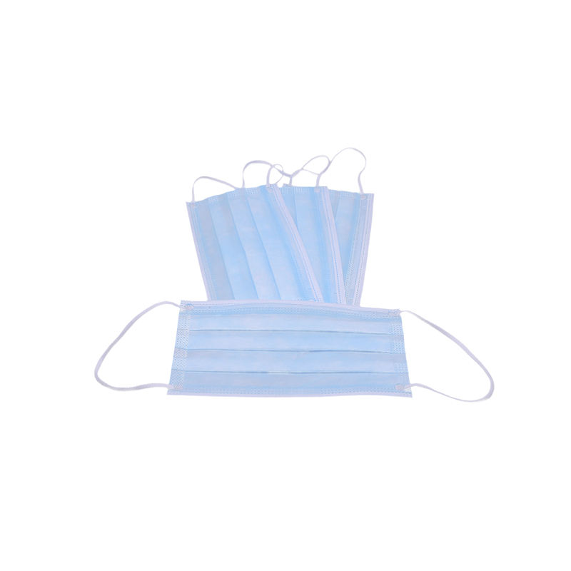 Design of 3 layers non woven medical mask
