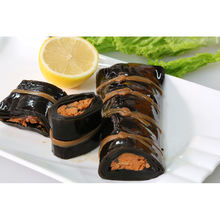 China Export Kombu Snack of Kelp Roll with Fish flavor seaweed