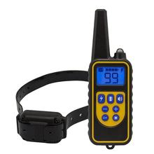 High Quality 600m Control Electric Remote Shock Training Bark Stop Dog Collar
