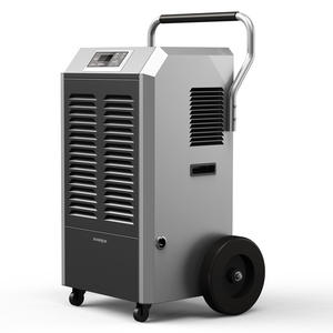 150L/Day duct type dehumidifier for industrial /commercial use