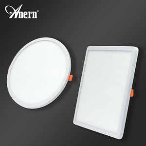 Anern round fixture 18w modern ultra slim led ceiling light