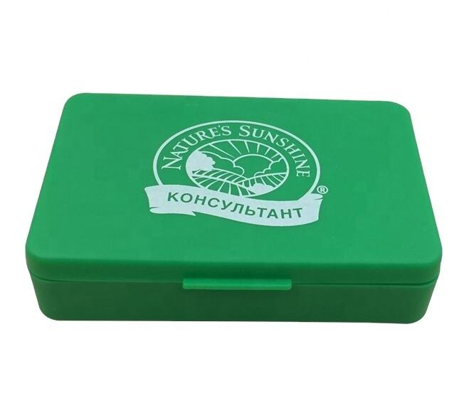Pill Box 6 Compartment Box