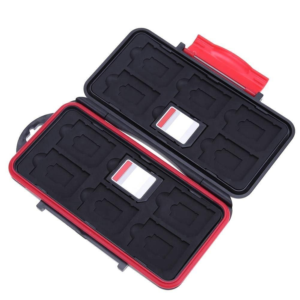 2020 Portable And Durable Plastic Sim Card Case, Memory Card For Cf Card