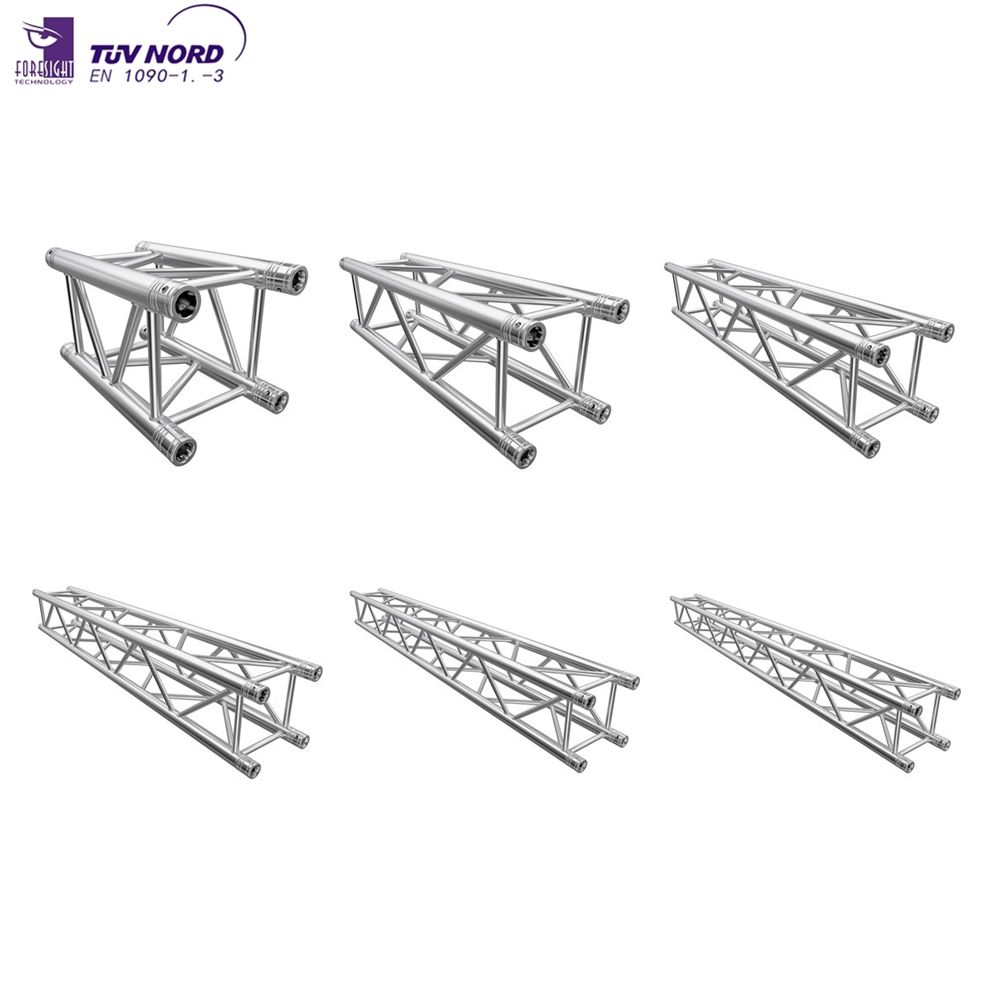 High Quality 0.5-3.0m roof lighting truss concert truss display