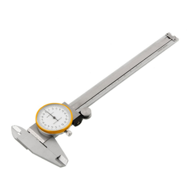 China supplier precision gauge 150mm 200mm 300mm vernier dial caliper