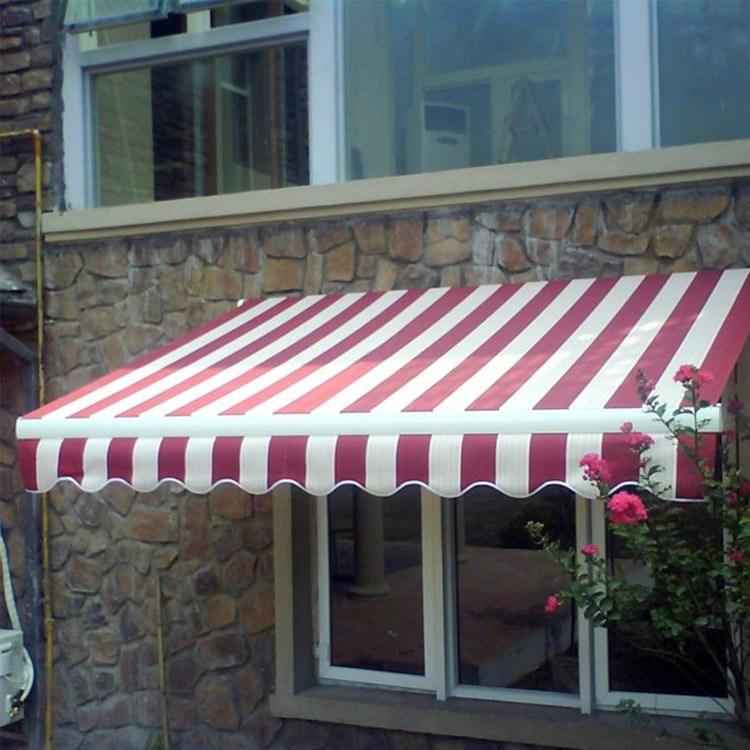 PVC tenda in tessuto oxford all'aperto, tela incatramata del pvc striscia per tenda da sole