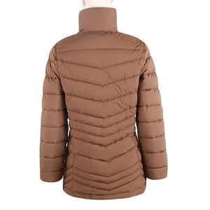 Breathable High Quality Fashion Light Custom Children Winter Down Jacket