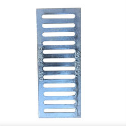 High-quality manufacturers supply ductile iron grille