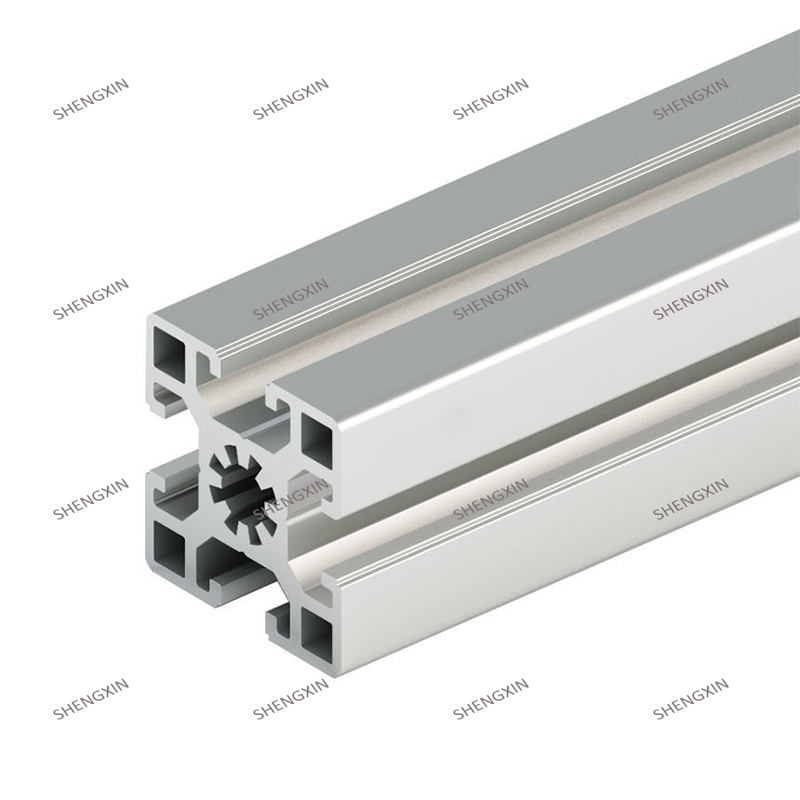SHENGXIN Wholesale framing system 45mm slot 10mm 45x45 extruded aluminium 4545 t slot tslot extrusion profile