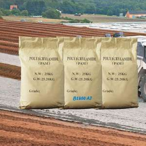 Soil Stabilizer for Road Polyacrylamide PAM Price