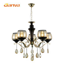 Ganva Best Selling Newest Products Indoor Decoration E27 Modern Ceiling Chandelier