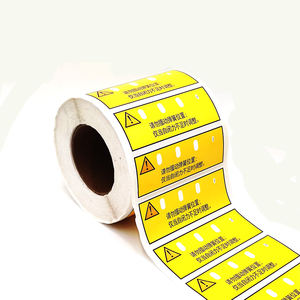 Manufacturer Custom Logo Label Stickers,Adhesive Waterproof Custom Sticker Label With Logo Printed