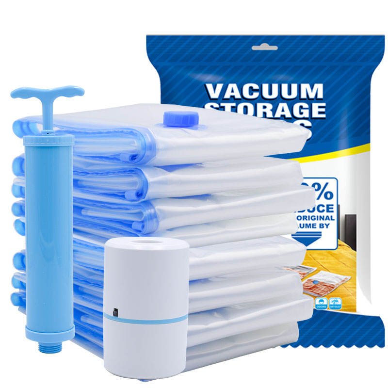 Strong VAC Space Saving Vacuum Storage Bags Compressed Bag Vacuum Pack Saver