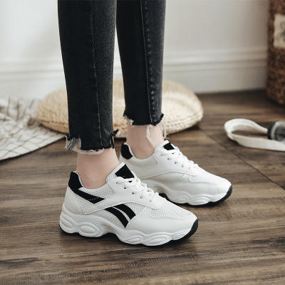 Wholesaling Fashion Trendy Casual Flat Breathable Ladies Sports Shoes Women's Fashion Sneakers