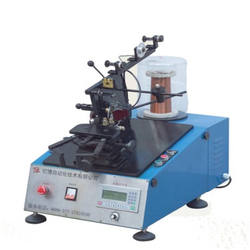 Indoor Current Transformer Small toroidal core Automatic Winding Machine
