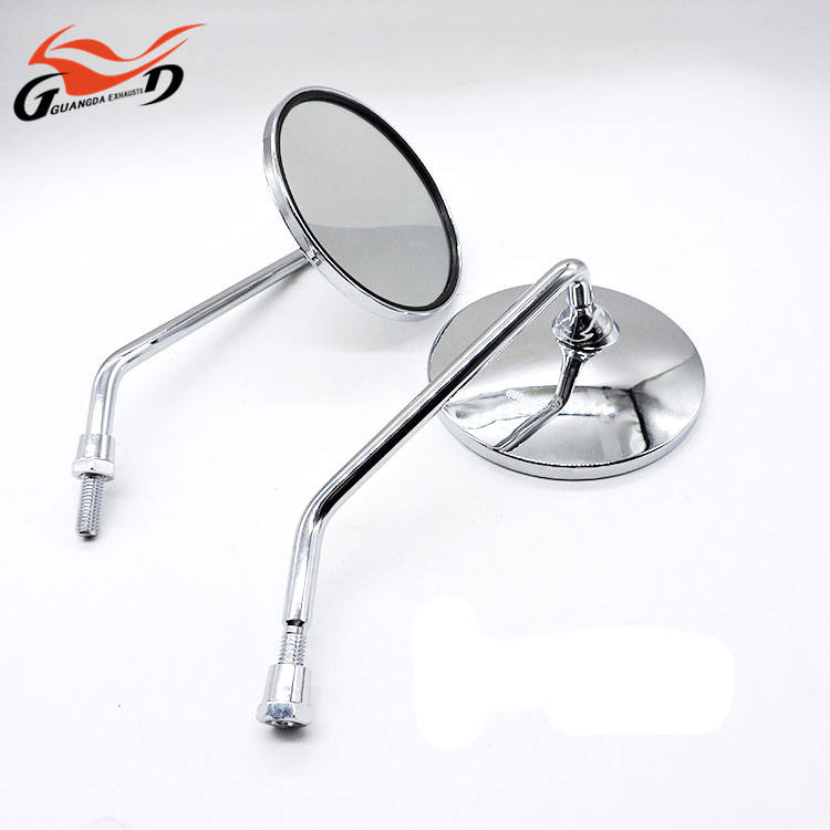 Moto Bar End Mirror Motocross Rearview Side Mirror Motorcycle Mirror