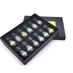 Private Label Oem 12pcs Pack 100% Pure Essential Oil Gift Set