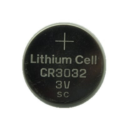 Hot Selling 3V Lithium Button Cell Battery CR3032 for Games