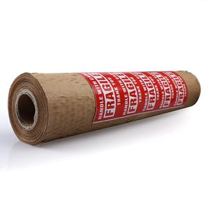 Factory Price Wholesale Custom Size Logo honeycomb wrapping paper roll