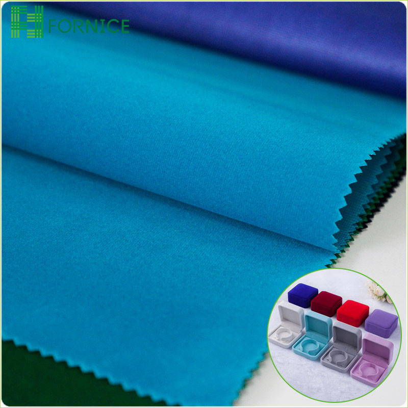 Fornice Textile Tricot flocked velvet fabric-We focus on the production of flocking fabrics for 12 years