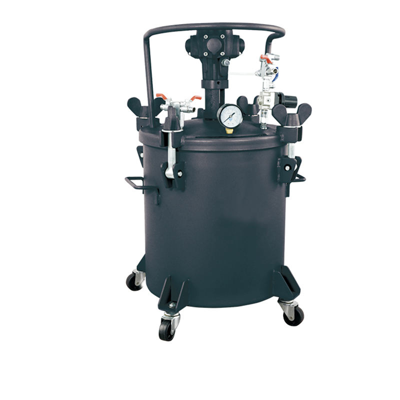 AEROPRO 20 Liter Gallon Pressure Pot Paint Max 30 PSI Pressure R8363A Automatic Paint Mixing Tank