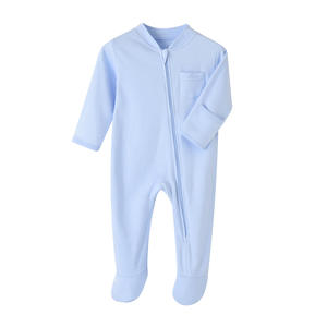 Baby onesie autumn pure cotton baby onesie newborn clothes long-sleeved clothes pajamas baby cotton
