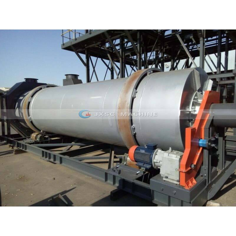 2019 Drum Dryer Rotary Large Capacity Drum Dryer Rotary Long Working Life Drum Dryer's Price