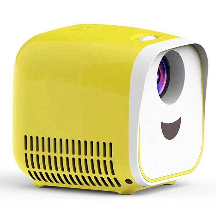 2020 Hot Selling HD LCD 3D kids Projector Digital LED Projector Video Projector