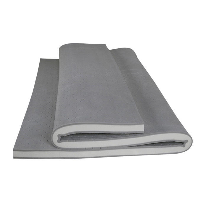 Queen Size Kokosnoot Camping <span class=keywords><strong>Opblaasbare</strong></span> Lucht Slapen Natrual Latex Matras Pads Topper
