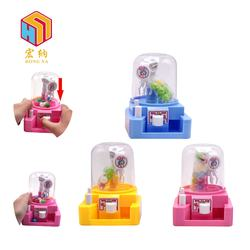 funny table game sugar toys mini plastic machine toy candy grabber for best gifts