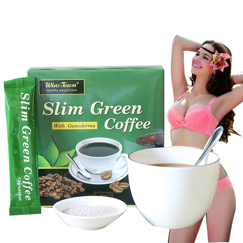 winstown green coffee private label weight loss instant coffee fat burning Weight control supplements flat tummy tea coffee