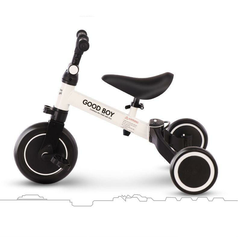 2020 New design 3 in 1 balance bike Children Tricycle Muti function bike for baby kids