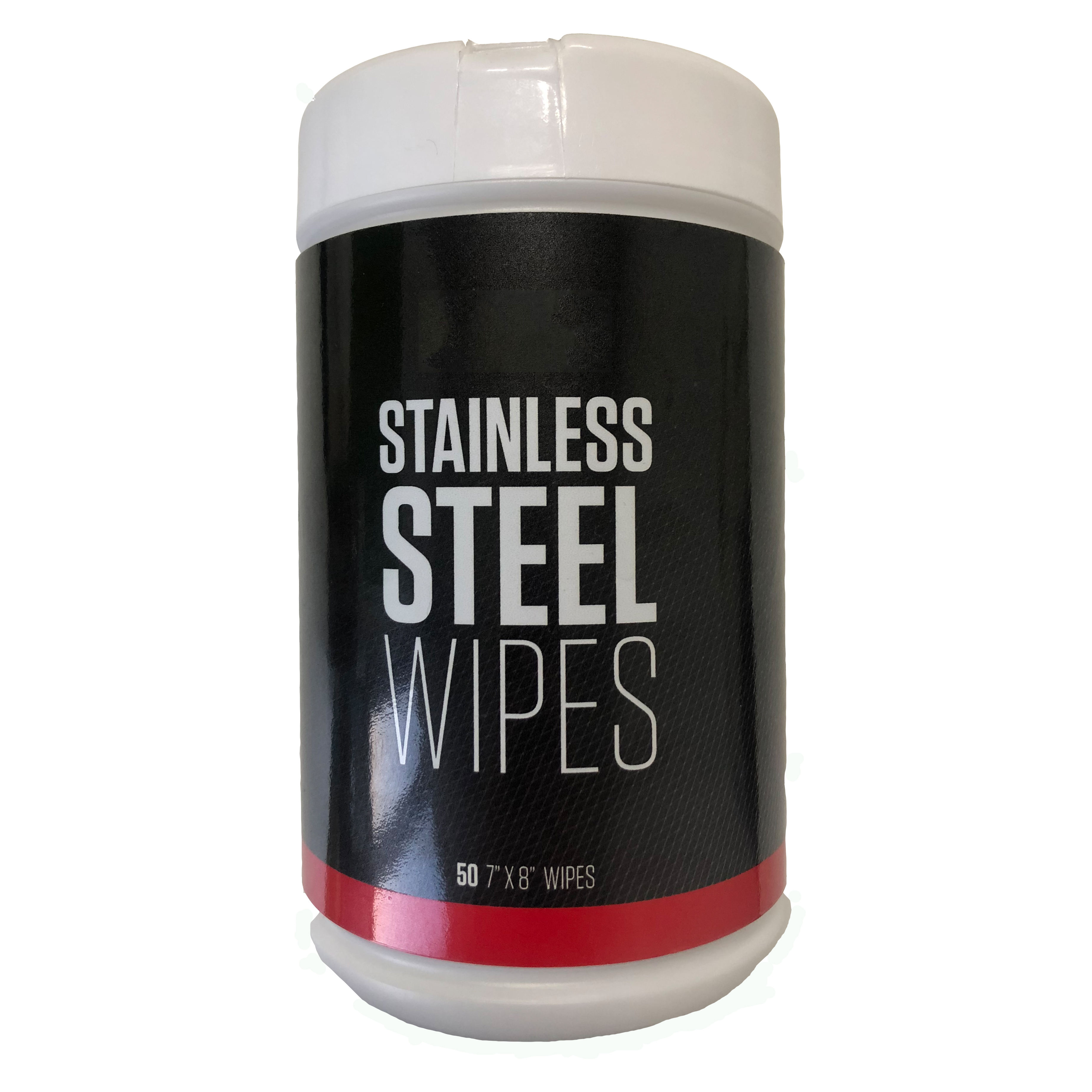Factory OEM Oil based Household kitchen Cleaning Stainless Steel Wipes