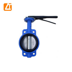 Cast Iron Price Wafer Butterfly Valve