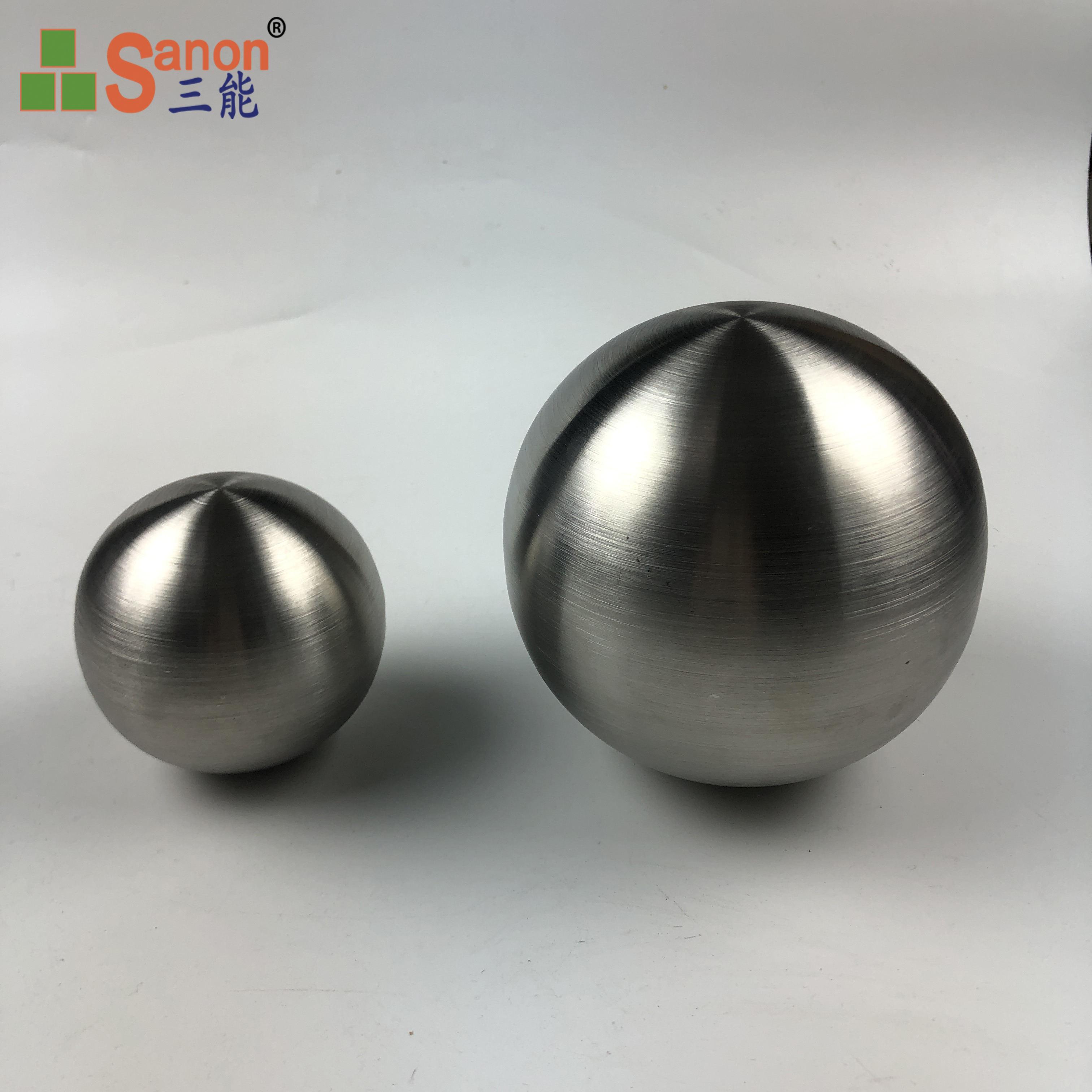 """SS316 Stainless Steel Loose Bearing Balls 316 G100 0.1772/"""" 1200 pcs - 4.5mm"""