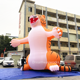 2020 Hot sale giant inflatable tiger for advertising