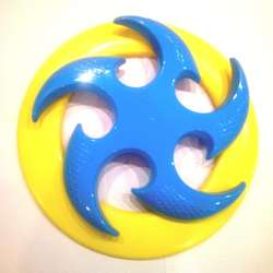 Frisbee flying disk 2 pice for kids
