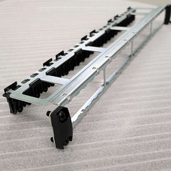 Manufacturer  Type CAT6 SFTP 24 ports patch panel