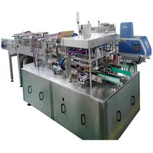 Automatic Box Packing Machine Wrap Around Packing Products Into Cartons