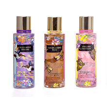 Newest 250ml Body Spray Private Label Fine Fragrance Body Mist Splash For Women
