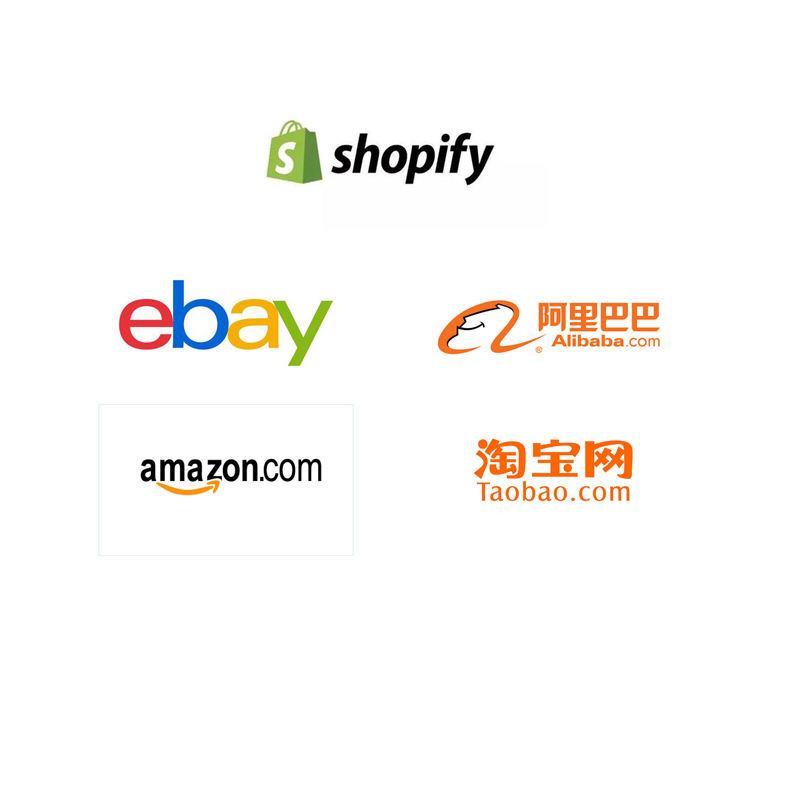 Shopify Amazon 1688 China shipping agent with warehouse order fulfillment services USA and France Dropshipping agent