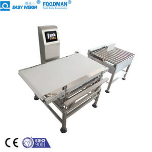 Good Quality Online Weight Check Machine Automatic Food Conveyor Belts Scales Inline Checkweigher Check Weigher