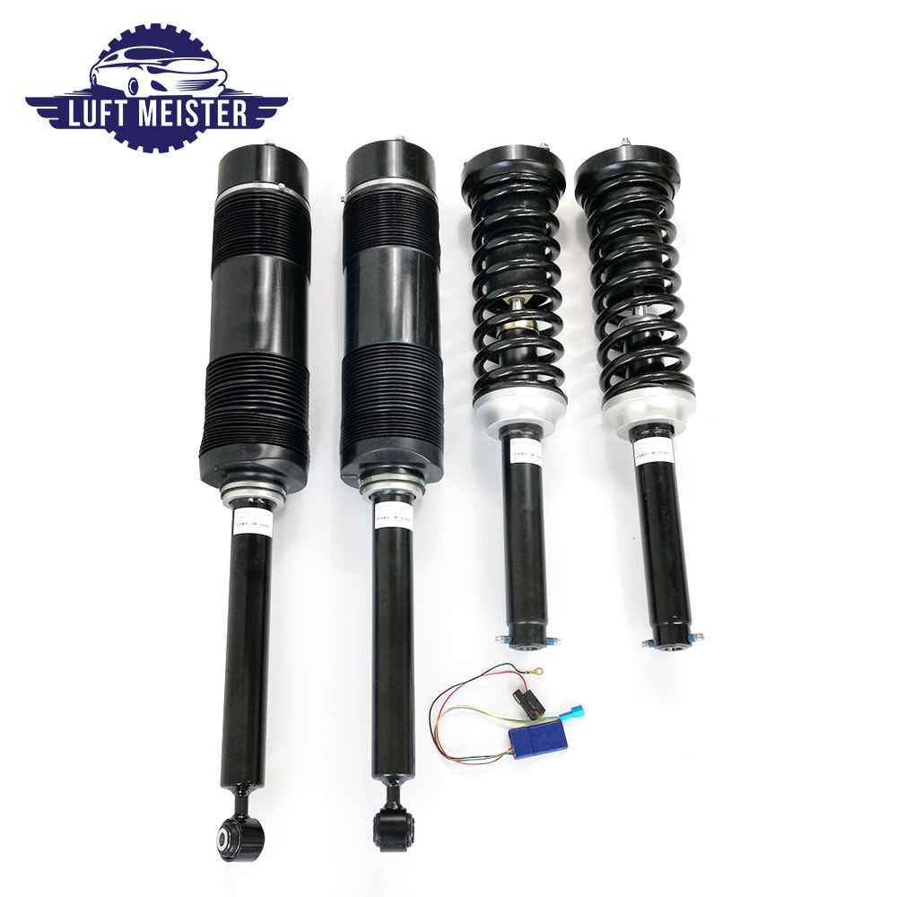 Factory W220 Shock Absorber Coilover Spring Kit with Adjustable Air Suspension for Mercedes Benz S280 S320 S350 S430 2203205113